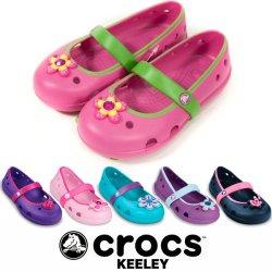 画像1: 【正規品】Crocs Keeley Girls キーリーガール クロックス キッズ