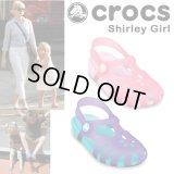 【正規品】Crocs Shirley Girls キッズ
