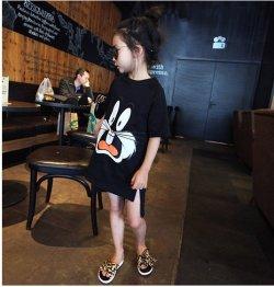 画像4: 【韓国子供服】パロディー Tシャツ ワーナーパロディーT キッズ