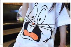 画像3: 【韓国子供服】パロディー Tシャツ ワーナーパロディーT キッズ