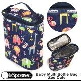 【正規品】【LeSportsac/レスポートサック】【再入荷】7959 Baby Multi Bottle Bag ベビーマルチボトルバッグ /K011 Zoo Cute ズーキュート