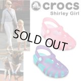【正規品】Crocs Shirley Girls キッズ