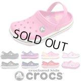 【正規品】Crocband Kids Crocs クロックバンド キッズ