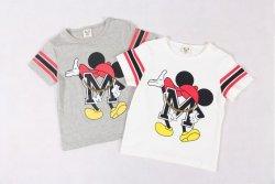 画像1: 【韓国子供服】M ミッキー Yo ショートスリーブTシャツ ティーシャツ キッズ