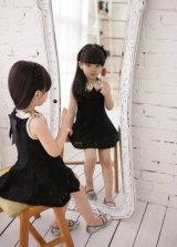 【特別価格】【韓国子供服】キッズ 女の子 スパンコール ワンピース/Kids Girl, One Piece Dress with Spangle