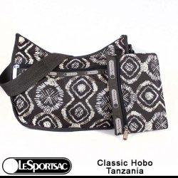 画像1: 在庫限り【特別価格】【正規品】【LeSportsac/レスポートサック】 7520 / D365 Classic Hobo クラッシックホーボー / Tanzania タンザニア