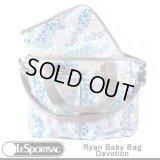 【特別価格】【正規品】【LeSportsac/レスポートサック】 7532 / D322 Ryan Baby Bag ライアンベビーバッグ / Devotion ディヴォーション