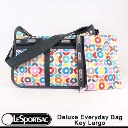 画像1: 【特別価格】【正規品】【LeSportsac/レスポートサック】 7507 / D411 Deluxe Everyday Bag デラックスエブリデーバッグ / Key Largo キーラーゴ