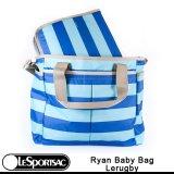 【正規品】【LeSportsac/レスポートサック】 7532 Ryan Baby Bag ライアンベビーバッグ /D201 Rugby ラグビー