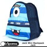 在庫限り【特別価格】【特別価格】 【正規品】【LeSportsac/レスポートサック】 9827/D459 Jack Mini Backpack ジャック ミニバックパック /Jack ジャック リュックサック