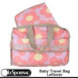 【特別価格】【正規品】【LeSportsac/レスポートサック】 3249/P419 Baby Travel Bag ベビートラベル バッグ / Leflower レフラワー