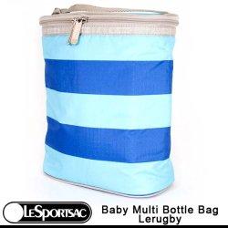 画像1: 在庫限り【特別価格】【正規品】【LeSportsac/レスポートサック】 7959 / P418 Baby Multi Bottle Bag ベビーマルチボトルバッグ /Lerugby レラグビー おそろいで、ベビーバッグやベビーバックパックも♪